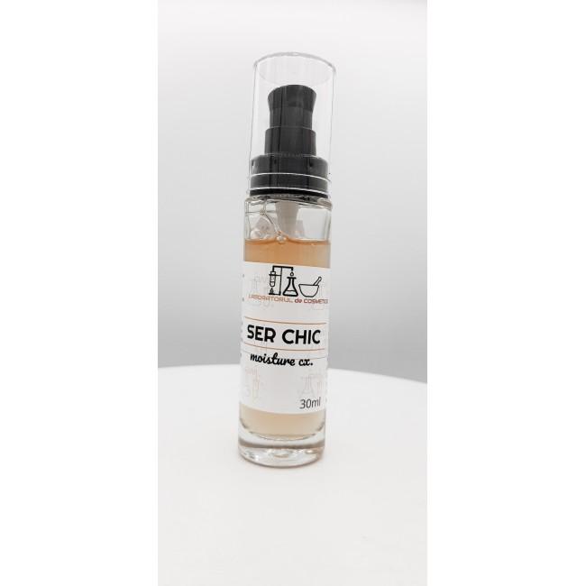 SER INTENSIV HIDRATANT CHIC-cu acid hialuronic si colagen 30ml