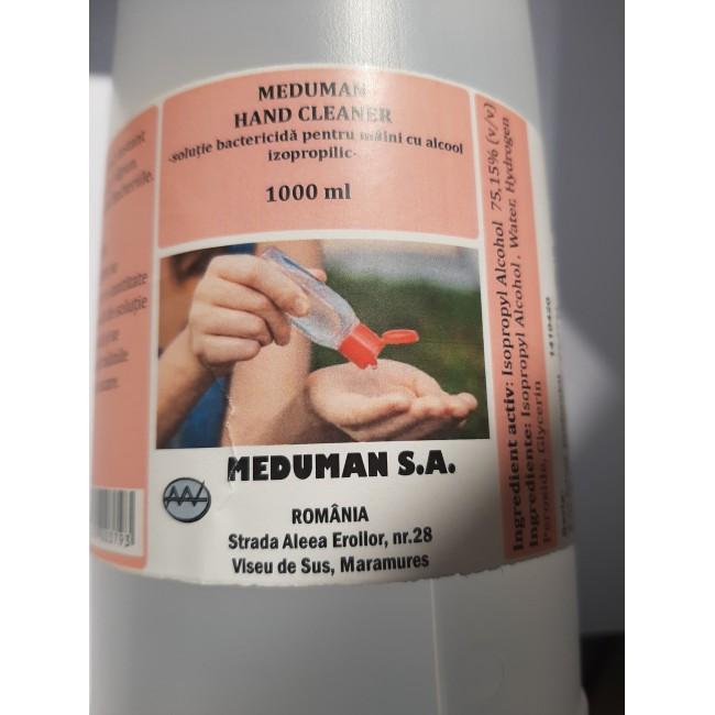 SOLUTIE DEZINFECTANTA BACTERICIDA 1000ML alcool izopropilic