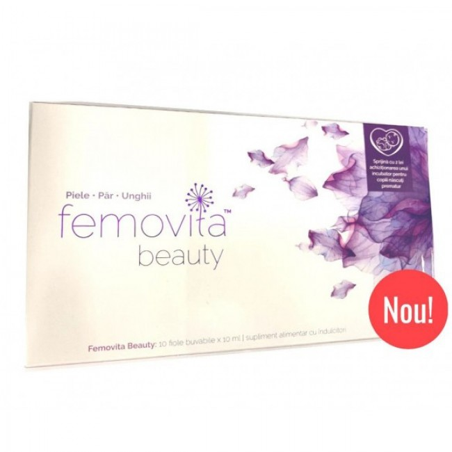 FEMOVITA Beauty 10 fiole