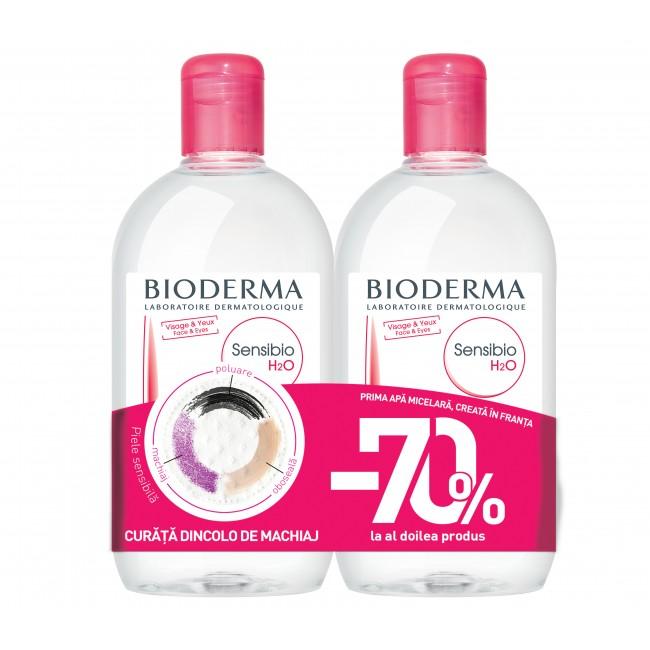 BIODERMA SENSIBIO H2O 500ml OFERTA