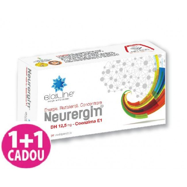 HELCOR NEURERGIN 1+1 PROMO