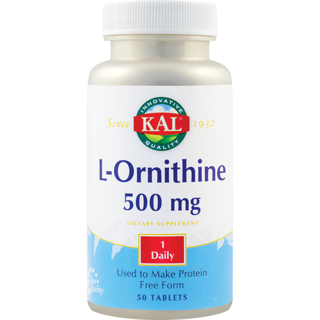 SECOM L-ORNITHINE 500mg 50 tablete