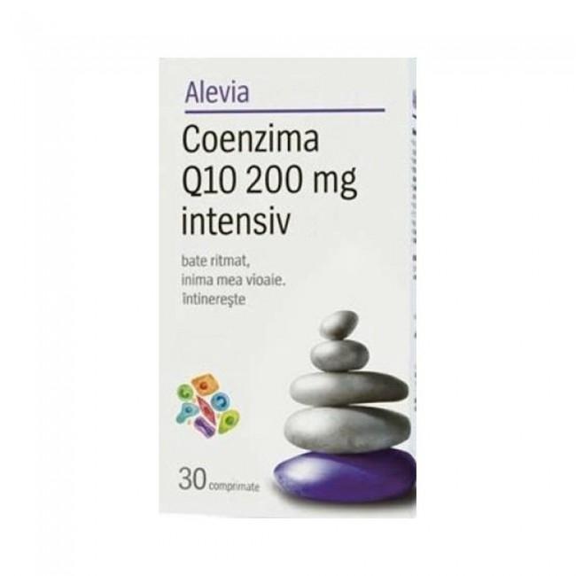 ALEVIA Coenzima Q10 200mg intensiv