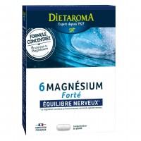 6 MAGNEZIU FORTE 30 comprimate