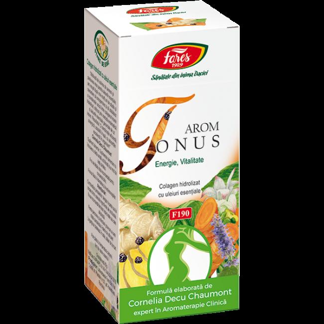 FARES Arom Tonus, F190, complex medicinal sub formă de pulbere
