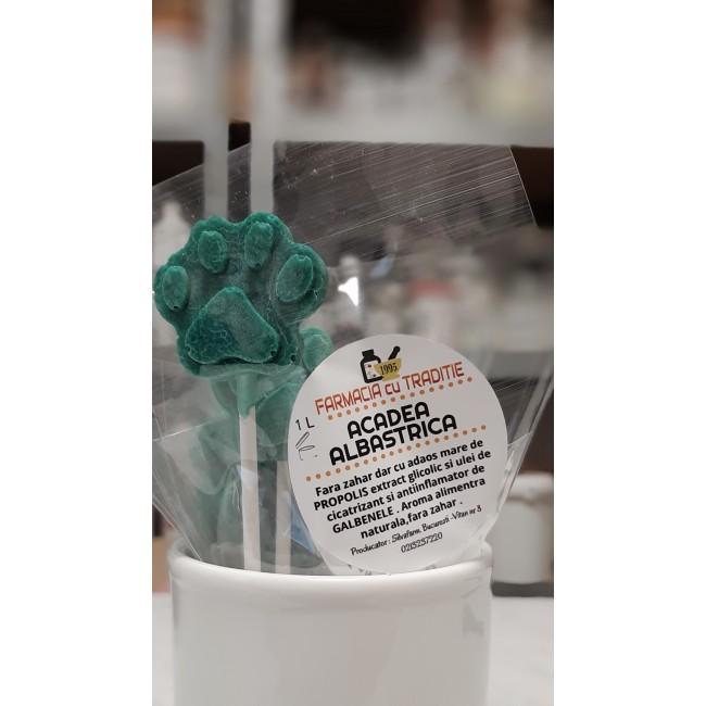 ACADEA fara zahar cu ALBASTRU DE METIL, PROPOLIS si CATINA- aroma variata naturala fara zahar
