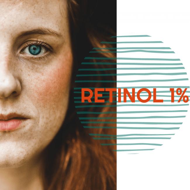 PACHET DEPIGMENTARE RETINOL 1% 5 PRODUSE