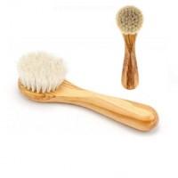 Perie pentru curatarea tenului din păr natural