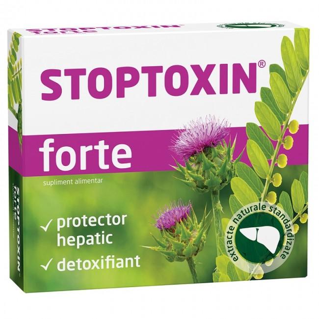 FITERMAN STOPTOXIN FORTE capsule