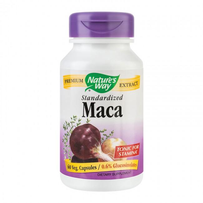 SECOM MACA Nature's Way 60 capsule