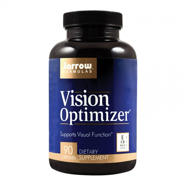 SECOM VISION OPTIMIZER Jarrow Formulas *90 capsule
