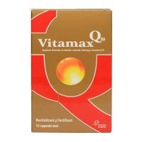 VITAMAX Q10, 15 capsule moi