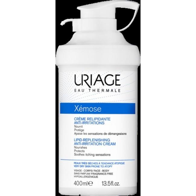 URIAGE XEMOSE Crema anti-iritanta relipidanta 400ml