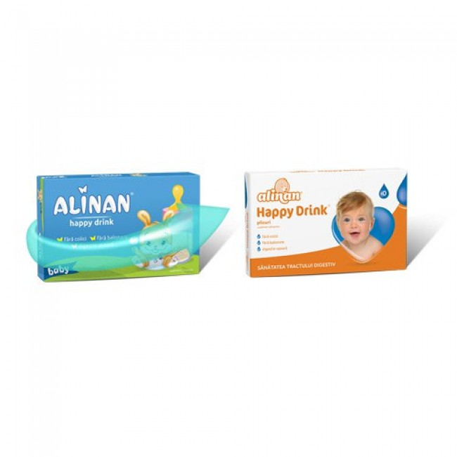 FITERMAN ALINAN HAPPY DRINK 3G X 12 plicuri