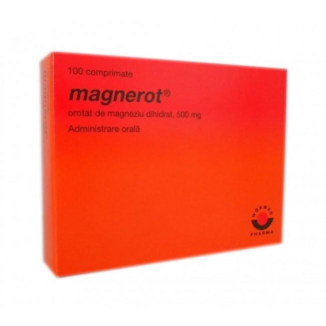 MAGNEROT 100 comprimate