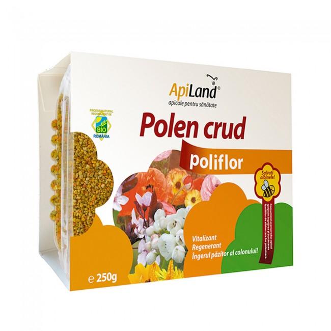 APILAND POLEN CRUD POLIFLOR 250g