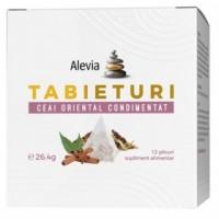 ALEVIA Tabieturi Ceai Oriental Condimentat 12 plicuri