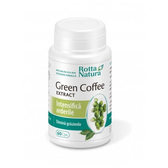 ROTTA NATURA GREEN COFFEE extract 60 capsule
