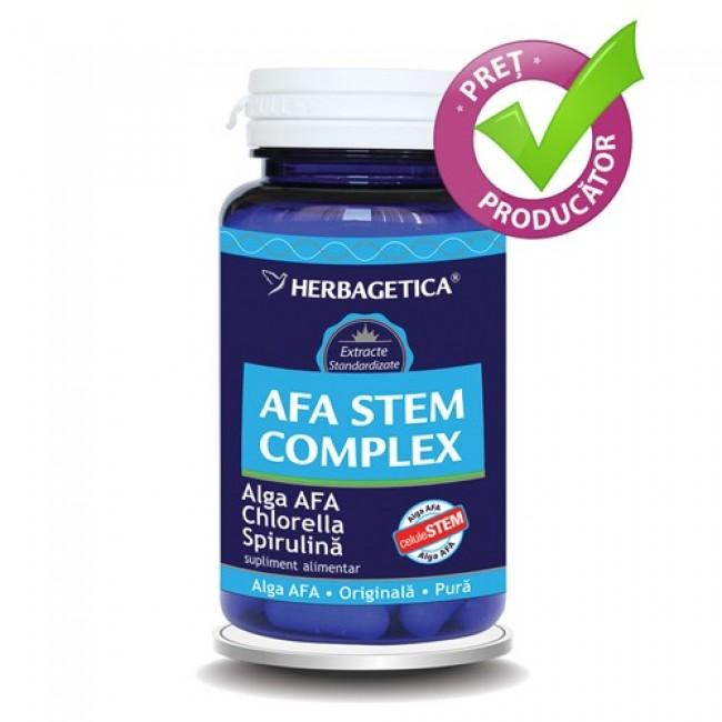 HERBAGETICA AFA STEM COMPLEX 60 capsule