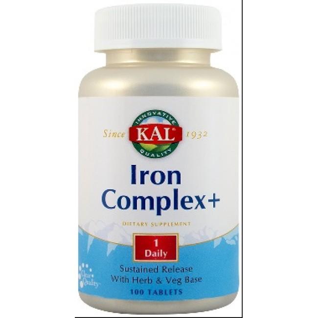 SECOM IRON COMPLEX 100 tablete