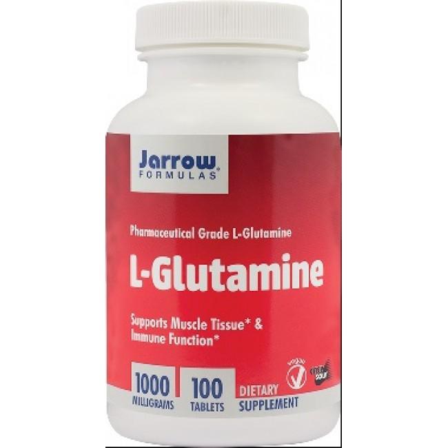 SECOM L-GLUTAMINE 1000mg Jarrow Formulas *100 capsule