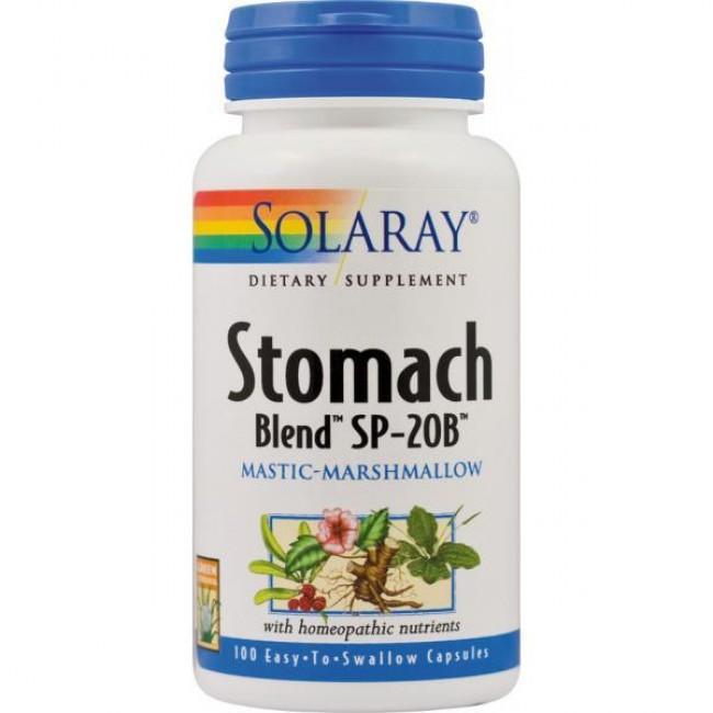SECOM STOMACH BLEND Solaray *100 capsule