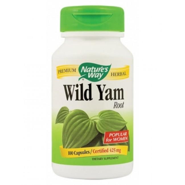SECOM WILD YAM 425mg *100 capsule