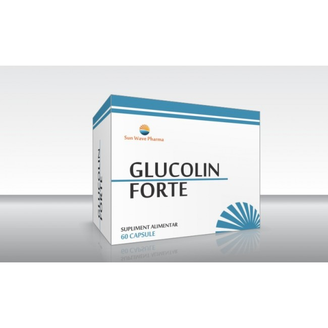 SUN GLUCOLIN FORTE 60 capsule