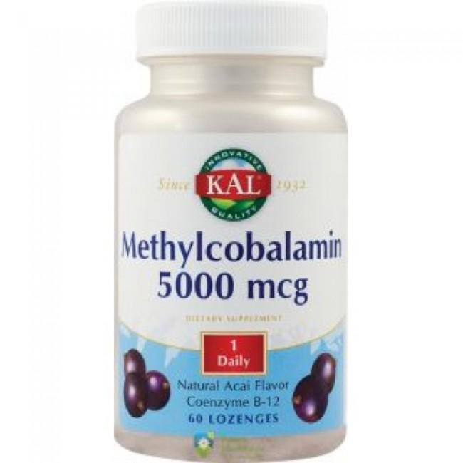 SECOM METHYLCOBALAMIN 5000mcg Kal *60 capsule