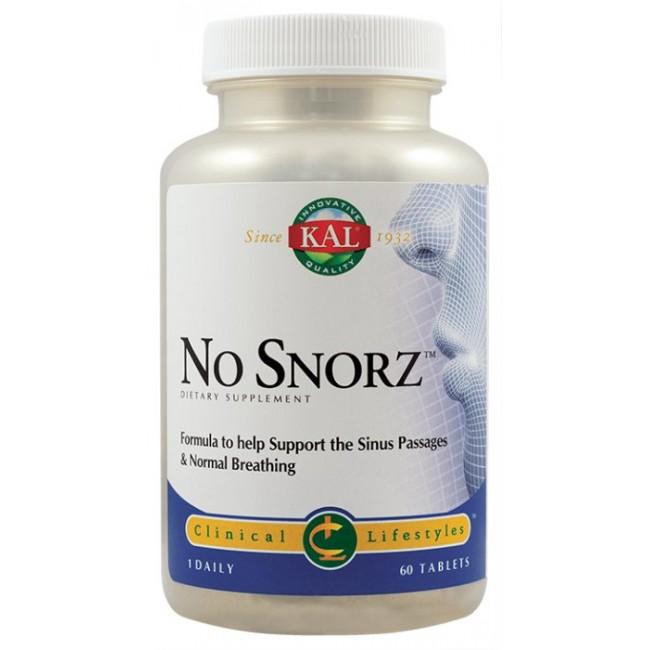 SECOM NO SNORZ Kal 60 tablete