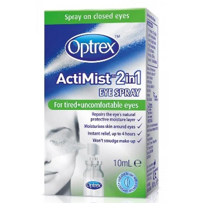 OPTREX Actimist spray ochi obositi