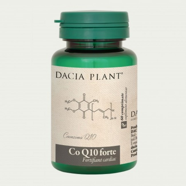 DACIA PLANT COENZIMA Q10 FORTE