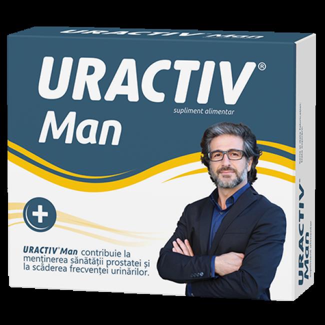 FITERMAN URACTIV MAN - prostata si potenta