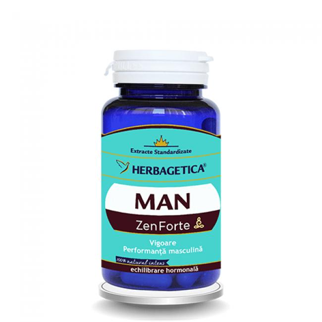 HERBAGETICA MAN ZEN FORTE capsule