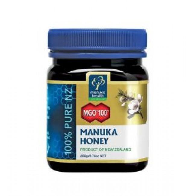 Miere de manuka MGO 100 + ( UMF 10+),250g Manuka Health