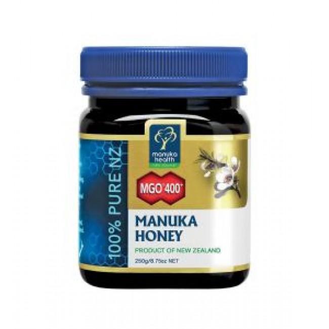 Miere de manuka MGO 400+ (UMF 20+), 250g Manuka Health