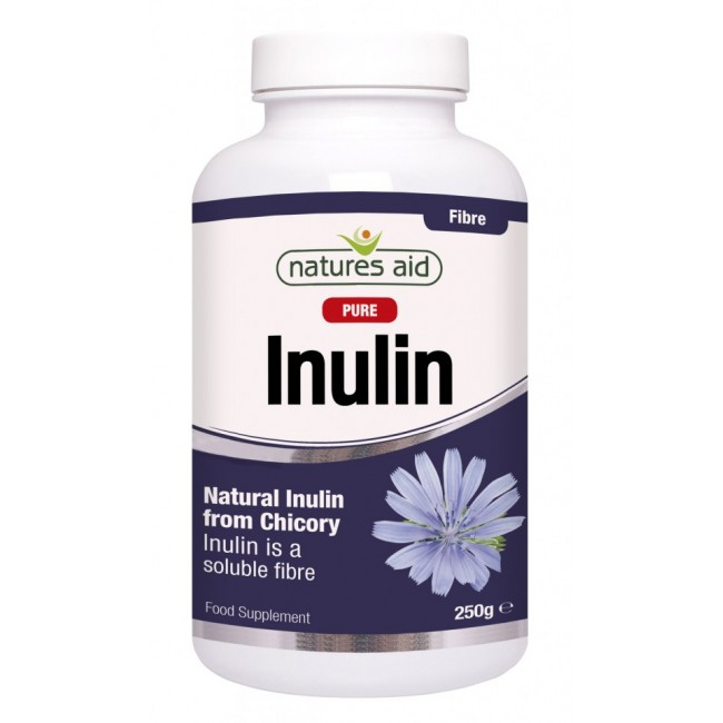 NATURES AID INULINA PURA 250g