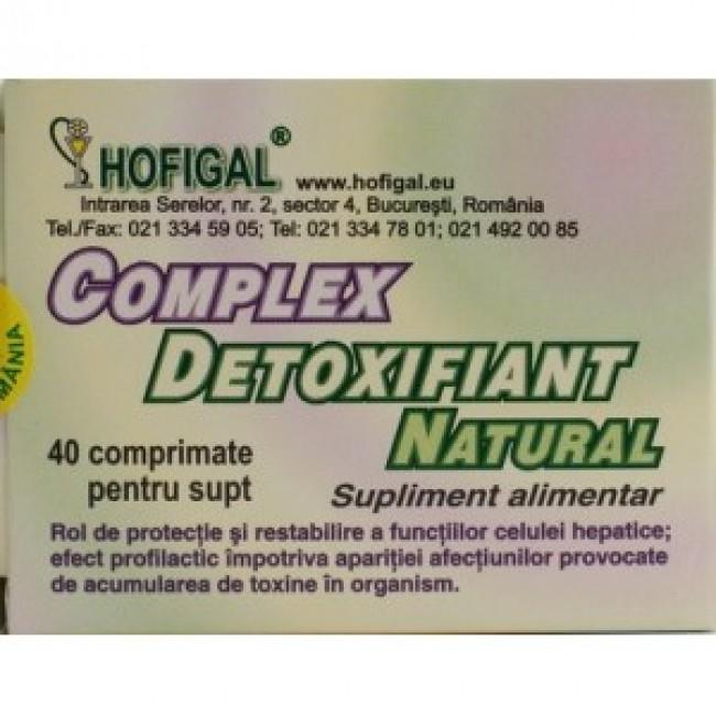 complex detoxifiant hofigal