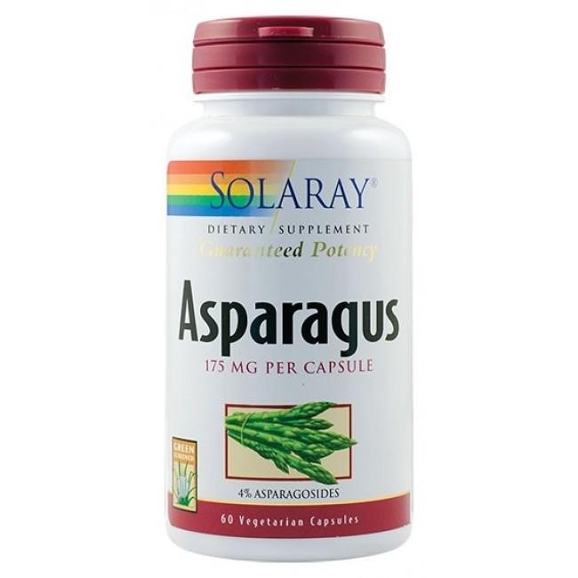 SECOM Asparagus (Sparanghel) 60 capsule
