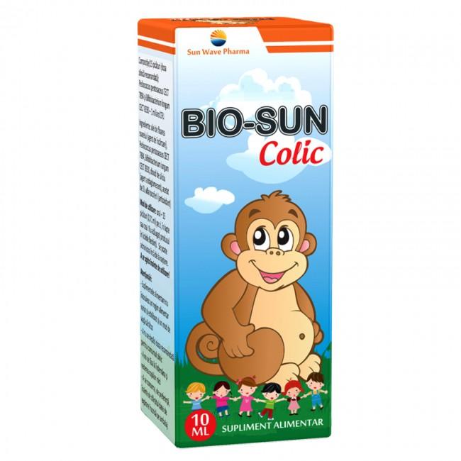 SUN BIO SUN COLIC 5ml Picaturi anticolici