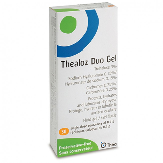 THEALOZ DUO gel oftalmic