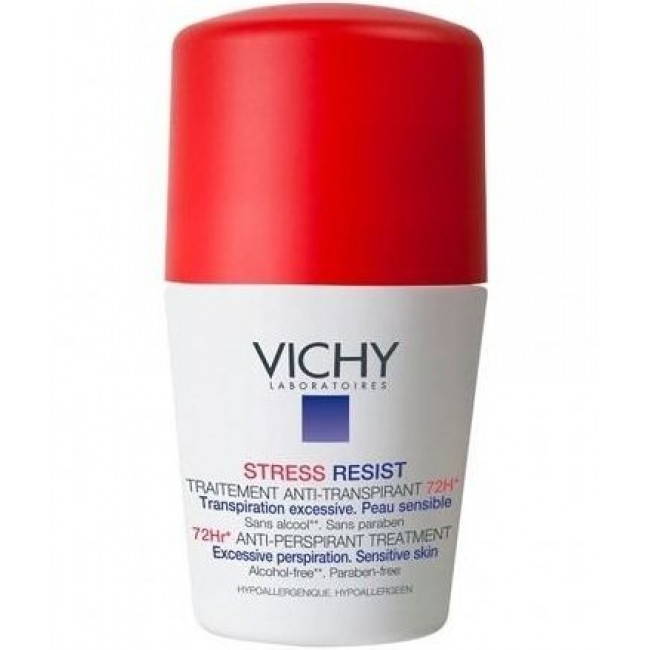VICHY DEO ROLL ON Stress Resist Eficacitate 72H