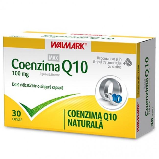 WALMARK COENZIMA Q10 MAX 100mg 30 capsule